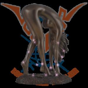 Bronzeskulptur-Unterwerfung-Sex-Akt-Figur-BRONZIERT-Figur-Veronese-708-1693