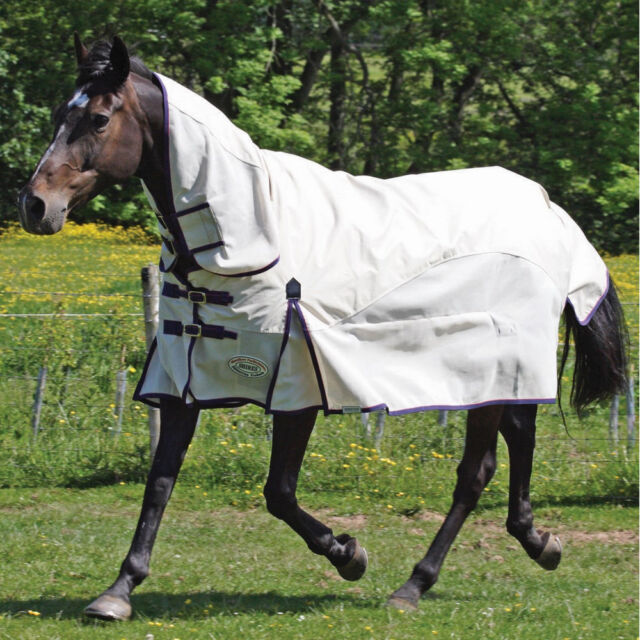 Shires Waterproof Maxi Flow Combo Belly Flap Maxiflow Horse Fly Rug Sheet