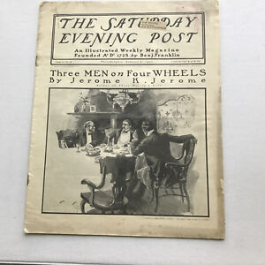 Saturday-Evening-Post-January-6-1900-Weekly-Magazine