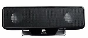 d188628e19b Logitech Z205 Portable Computer Laptop Speaker Black 97855076984 | eBay