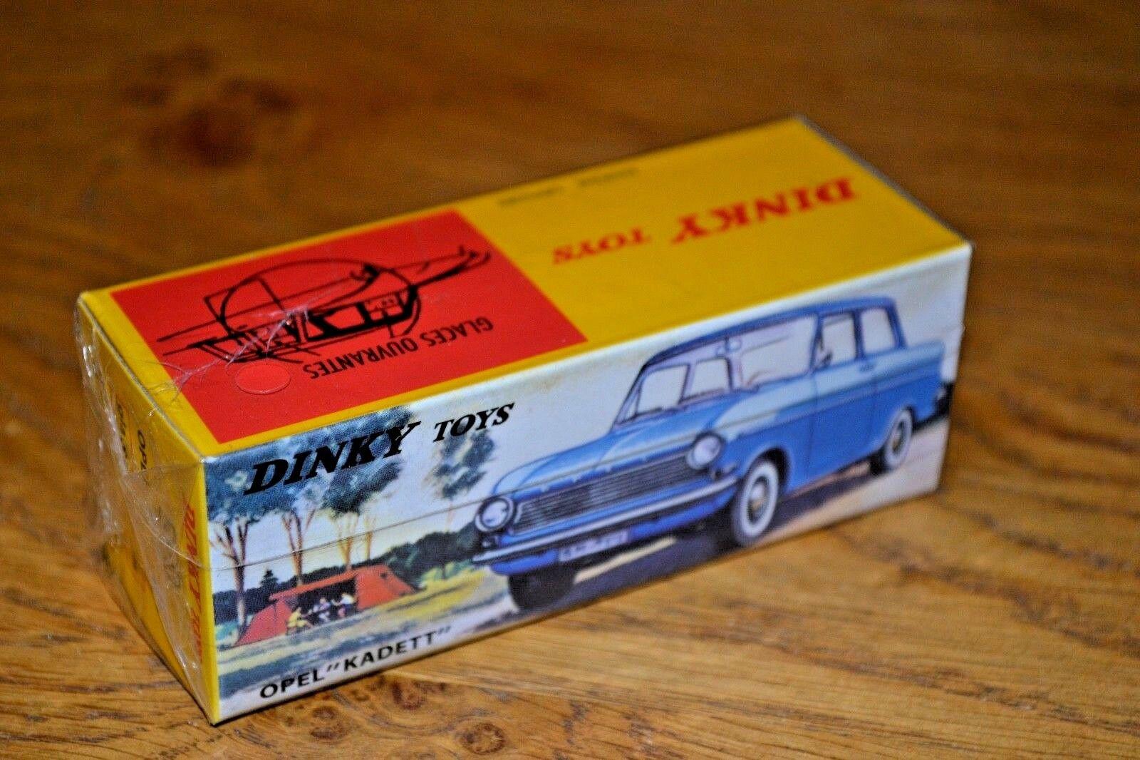 French Dinky Toys Atlas Edition Diecast Opel Kadett No. 540 New Unopened