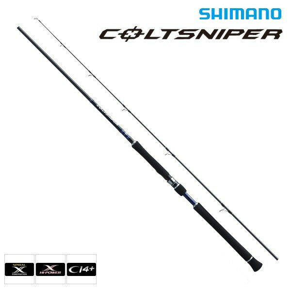 Caña Shimano coltsniper S900M Spinning