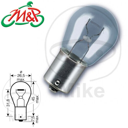 Honda NPS 50 Zoomer 2006 Indicator Replacement Bulb