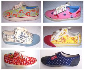 OILILY-Turnschuhe-NEU-Maedchen-Halbschuhe-viele-Groessen-und-Muster-Textil-Schuhe