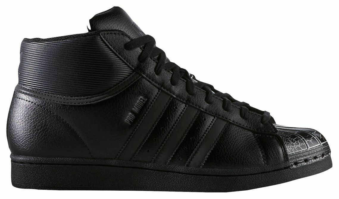 NEW Adidas Originals Pro Model Men's Black BY3173 NYC Size 7.5 RARE