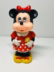 RARE-TOOTSIE-TOY-MINNIE-MOUSE-BUBBLE-BOTTLE-WITH-WAND-1986