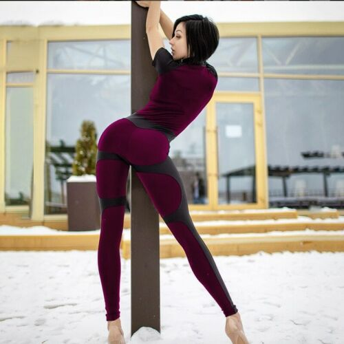 Woman Gym Yoga Fitness Clothing Sports Overalls Suit Breathable Women Jumpsuit
