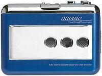 Kassetten Player MCs digitalisieren Cassetten zu MP3 PC