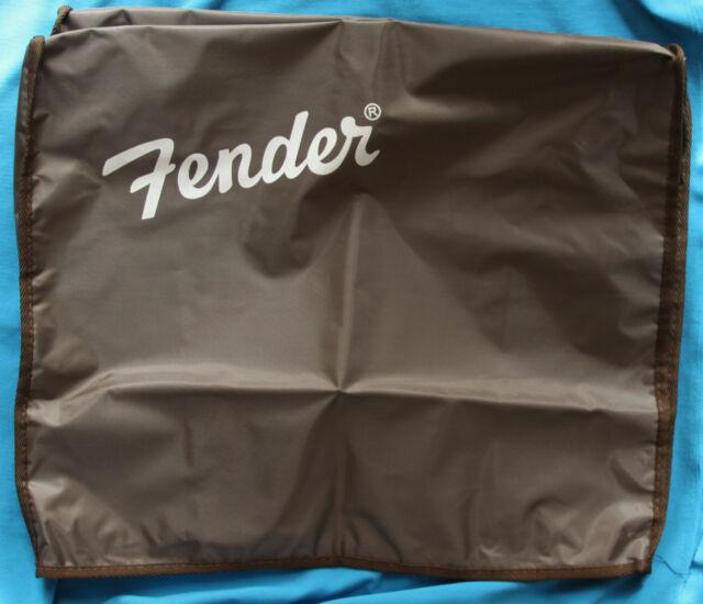 /000/Blues Junior Amplifier Cover Brown Fender 005/ /0279/