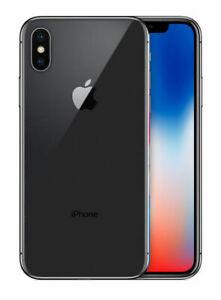 UNLOCKED-Apple-iPhone-X-Space-Gray-Face-ID-Portrait-Mode-BT-Siri-64GB-or-256GB