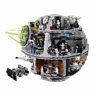 NEW CUSTOM Star Wars Death Star 10188 LEGO Star Wars Compatible 3804PCS Sealed