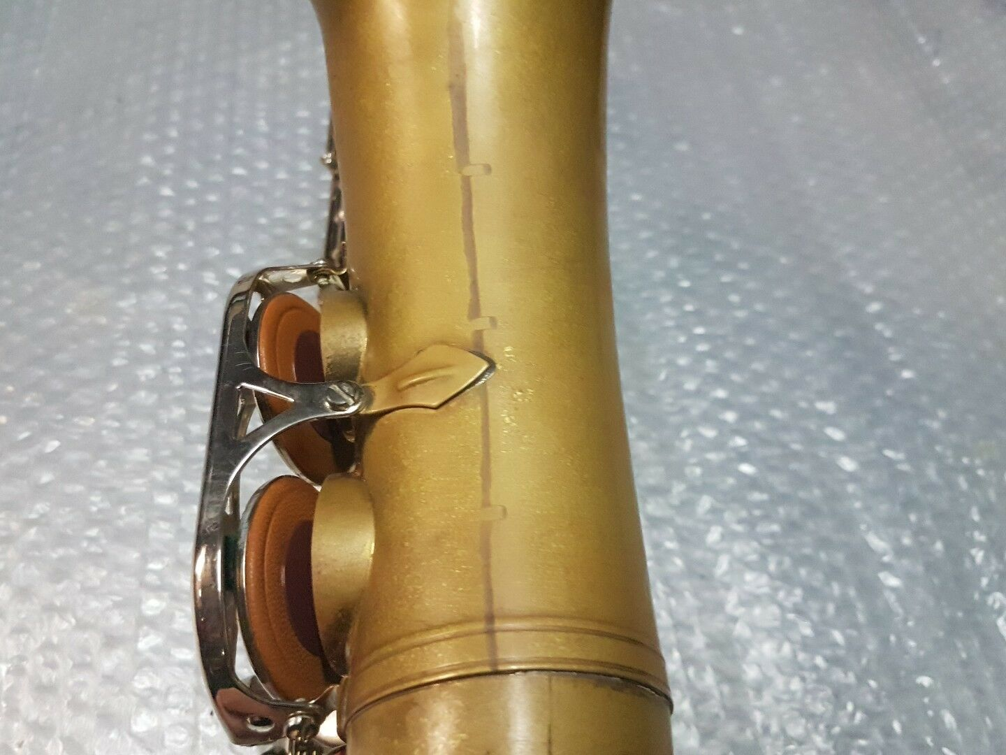 1982 BUESCHER ARISTOCRAT 200 ALT   ALTO SAX   SAXOPHONE - made in USA