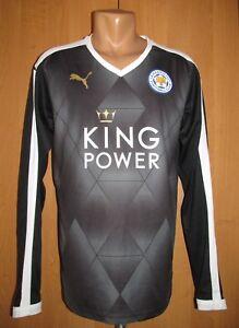 Details zu Leicester City Home Trikot Gr. XXL NEU Jersey adidas King Power Shirt 2018 2019