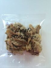 LEAF Good Old Fashioned Pork Scratchings 100 year old recipe - 10 x 50g Packs