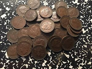 1948-Netherlands-1-Cent-45-Available-Circulated-1-Coin-Only