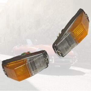 MGB-MGB-GT-amp-Triumph-Spitfire-Lucas-Sidelamps-Pair