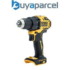 Dewalt DCD708N 18v XR Li-Ion Brushless Compact Combi Hammer Drill 160mm - Bare