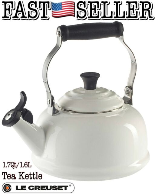 New Hi Gear 1L Whistling Kettle