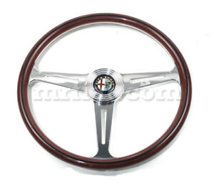 Alfa-Romeo-Spider-Steering-Wheel-360-mm-New