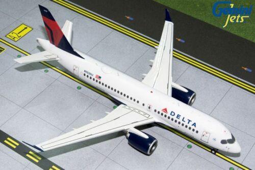 Gemini Jets DELTA Airbus A220-100 REG#N102DU 1//200 G2DAL808