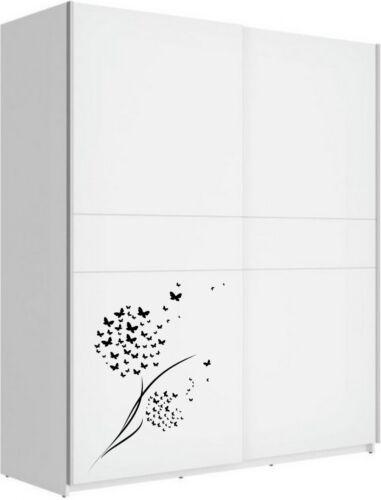 FLOWERS OF BUTTERFLIES MAGIC Sizes A5 A4 A3 Reusable Stencil Flora Style /'J18/'