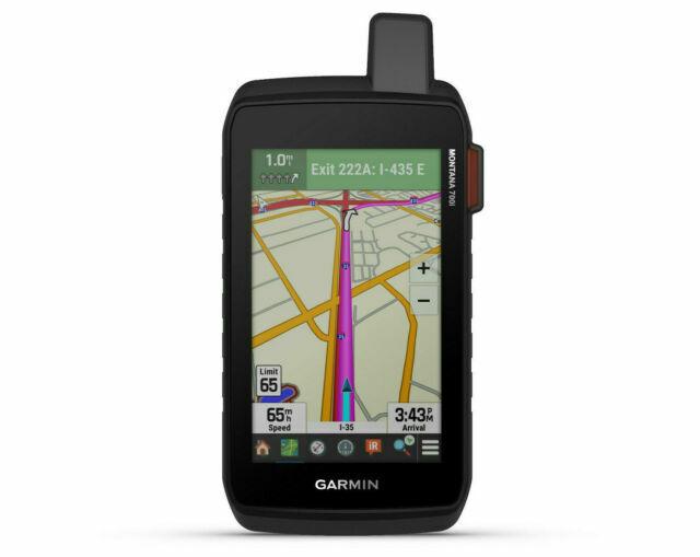 Garmin Montana 700i Rugged Hiking GPS Touchscreen Navigator With inReach Technology 010-02347-10