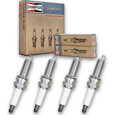 6 pc Champion Iridium Spark Plugs for 2005-2008 Honda Pilot Pre Gapped oo