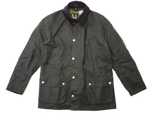 BARBOUR-ASHBY-WAXED-JACKET-in-OLIVE