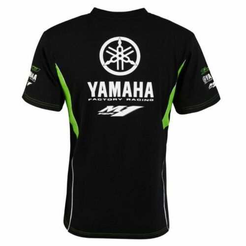 18T3YAM-ACT1 Official Tech 3 Yamaha Team T Shirt
