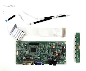 Acer H226HQL Monitor Main Board / Key Button / LVDS Ribbon Cables FBCBBA11900