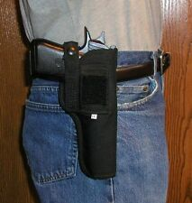 Desert Eagle Pistol Custom 6 in Tactical Belt Holster USA Made .44 .50 .357 44
