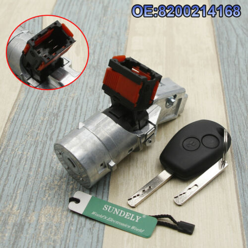 Ignition Switch Lock Barrel Cylinder For RENAULT MASTER 3 2010 TRAFIC 3 2014