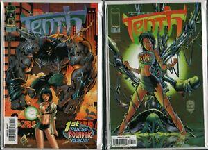 Tenth Vol. 2 (1997-1999) #1 #2 Tony Daniel / Beau Smith / Alquiza     B7.325