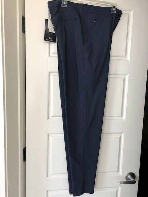 Tilley Ladies Lightweight Travel Pant, Navy, Size 10
