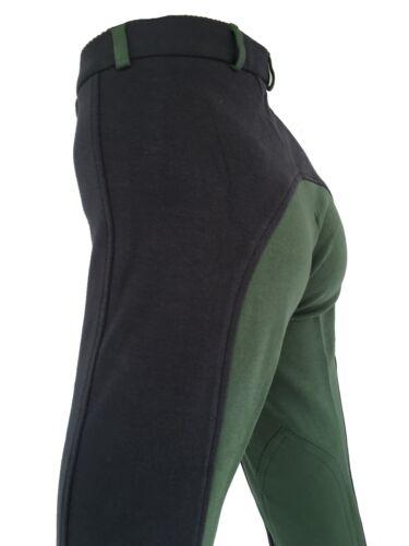 Sizes 8,10,12,14,16,18 Ladies Green Jodphurs Womens Jodphurs Riding Pants Green