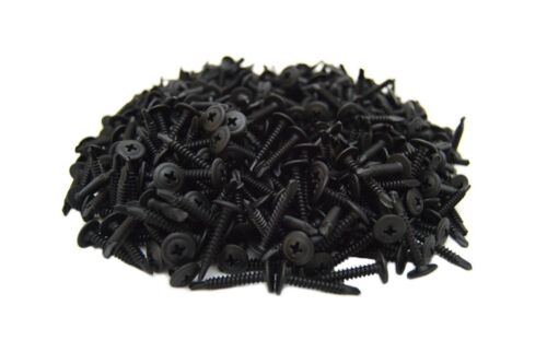 """1000 pcs #8 x 1/"""" Self Tapping Phillips Wafer Head Screws Install Bay PWHT81"""