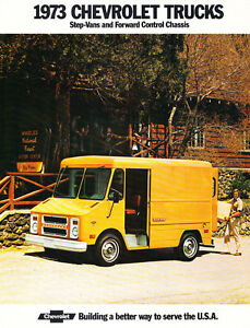 1973-Chevrolet-Chevy-Step-Van-and-Forward-Control-Original-Truck-Sales-Brochure