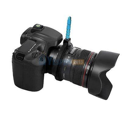 Lens Gear Ring Belt w/t Metal Hand Grip for Follow Focus DSLR Rig Camera #3YE
