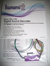Soundtraxx Tsunami 2 GE Diesels TSU-1100      NEW !!  885002 Bob The Train Guy