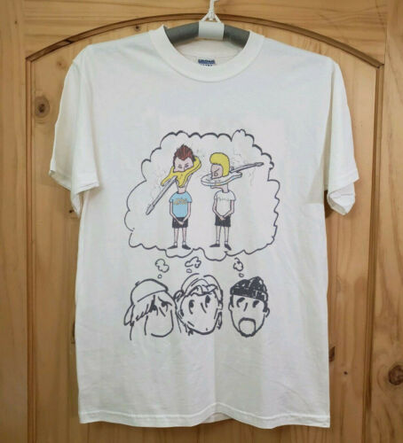 Goo Goo Dolls Beavis And Butthead Shirt VINTAGE REPRINT T-SHIRT S-5XL