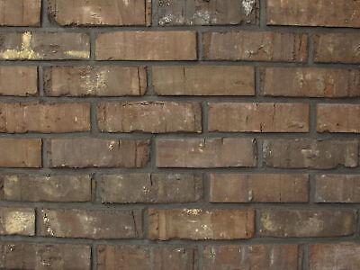 Feldbrandsteine Wdf Bh787 Mangan Braun-rot-bunt Klinker-ziegel Memkes Feldbrand Bestellungen Sind Willkommen. Baustoffe & Holz