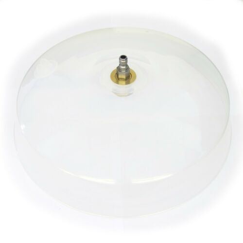 Protección contra salpicaduras de titanio WORKZONE Liberación Rápida Soporte de agua a presión de la boquilla