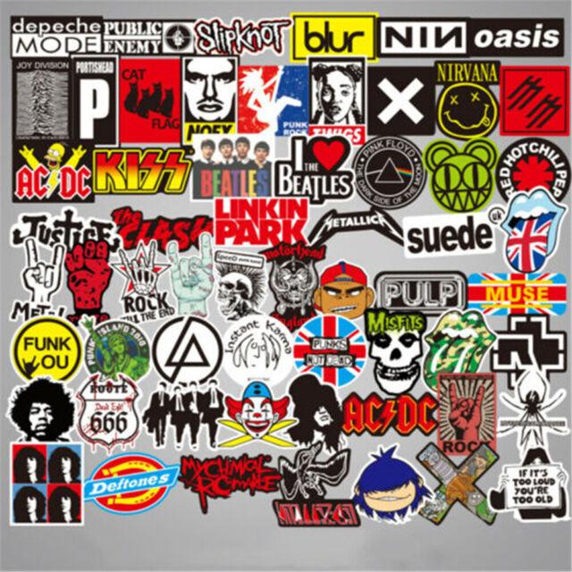 AUFKLEBER Beastie Boys MUSIC decal STICKER HARD ROCK METAL PUNK rap pop