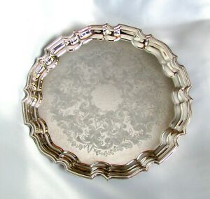 Marlboro-Silverplate-Serving-Tray-14-034-Round-Canadian-Silver-Plate-Platter