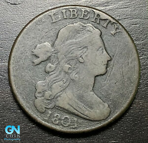 1801-Draped-Bust-Large-Cent-MAKE-US-AN-OFFER-B9216