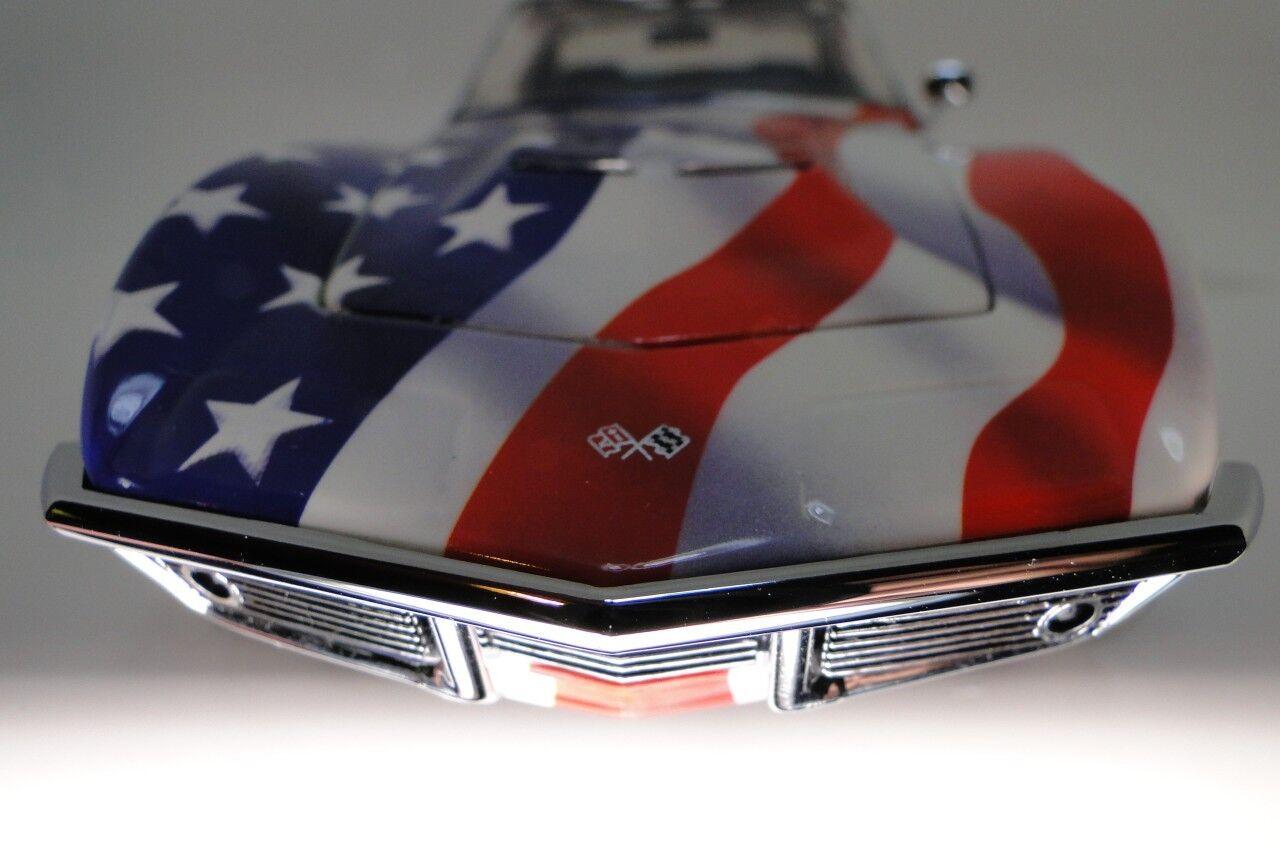 1970 -talet Corvette Vette Chevrolet Built 1 Race Sport 24 modelllllerler 25 bil 18 årgång 12
