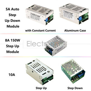 DC-DC-5A-8A-10A-150W-200W-Boost-Converter-Charger-Step-up-Step-Down-Power-Module