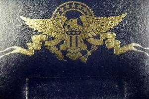 1999 Us Mint 24kt Gold Plated Penny Nickel Dime Quarter Sba Dollar I0837 Ebay
