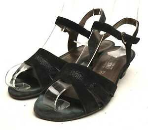 Mephisto-Womens-EU-Size-37-Black-Sandals