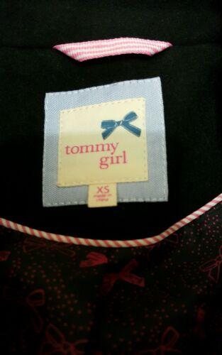 oro nero da Girl Xs bambino petto coat Tommy doppio Bow Pea zfT6azRqv